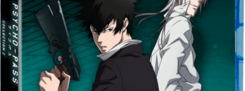 Psycho-Pass Collection Two Review