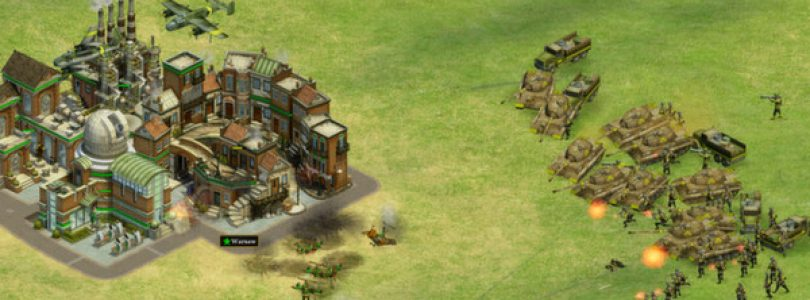 Rise Of Nations: Extended Version Now Available on Steam