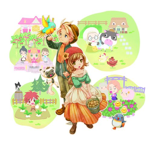 Story of Seasons' E3 trailer reminds us what game series it is from
