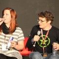Michael and Lindsay Jones Panel at Supanova 2014