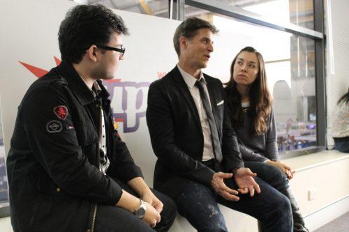 Yuri Lowenthal and Tara Platt Interview at Supanova 2014