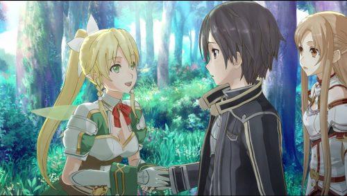 Sword Art Online: Hollow Fragment English E3 trailer released
