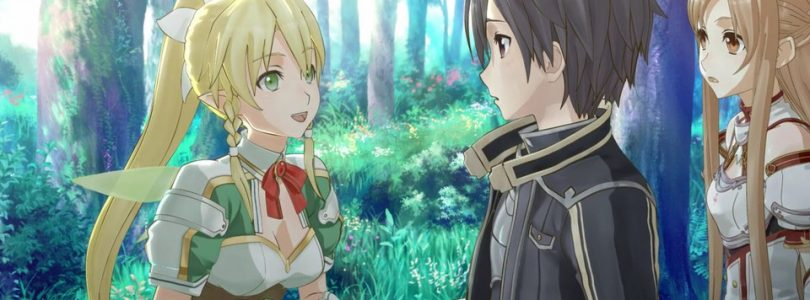 Sword Art Online: Hollow Fragment English E3 trailer released