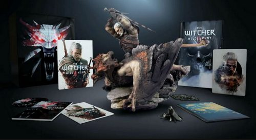 Mad Collector's Edition For The Witcher 3 Announced