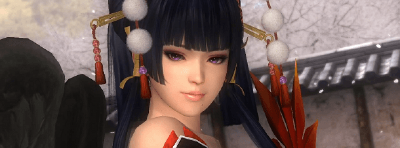 Female Tengu revealed for Dead or Alive 5 Ultimate