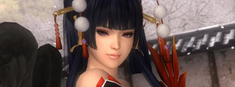 Female Tengu revealed for Dead or Alive 5 Ultimate