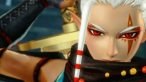 Twilight Princess' Agitha and original character Lana revealed for Hyrule Warriors