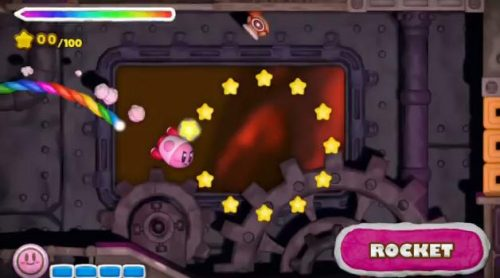 Kirby and the Rainbow Curse Announced for the Wii U