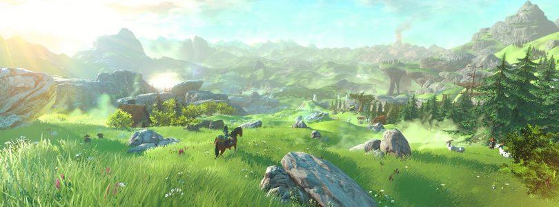 New Legend of Zelda for Wii U Revealed, Screenshots Released
