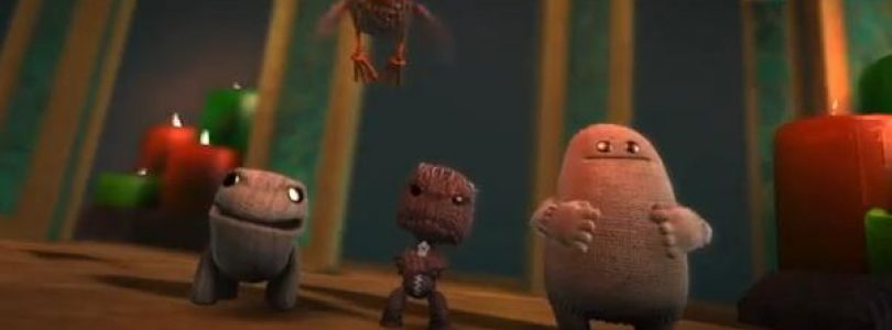 LittleBigPlanet 3 Announced During E3 for the Playstation 4