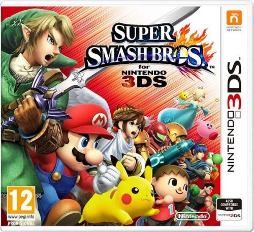 Super Smash Bros. for 3DS Release Date Confirmed