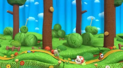 Yoshi's Woolly World Prepares for an Eggciting Launch in 2015