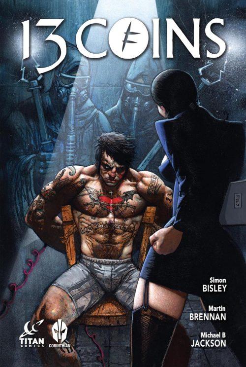 "Titan Comics' ""13 Coins"" Issue #2 Preview"