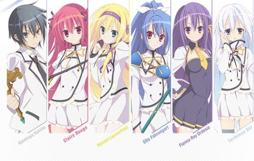 Sentai Licenses Bladedance of Elementalers