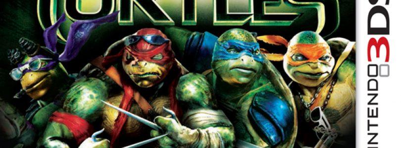 Teenage Mutant Ninja Turtles Make their way to 3DS
