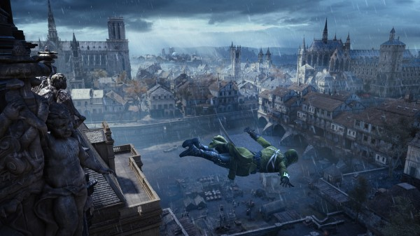 Assassin S Creed Unity Gamescom Demo Shows 11 Minutes Of Gameplay
