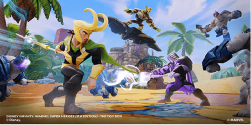 Trio of New Villains Join Disney Infinity 2.0