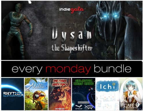 Indie Gala Every Monday Bundle #16 Now Available