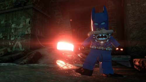 Adam West Returns as Batman in Lego Batman 3: Beyond Gotham