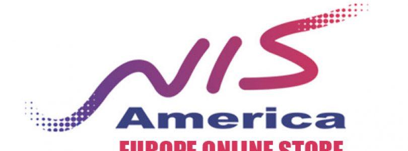 NIS America Europe online store is now online