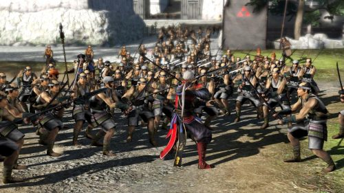 New Samurai Warriors 4 screenshots released alongside gameplay trailer