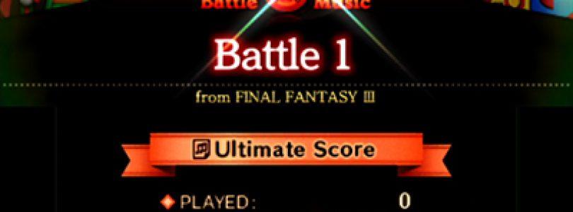 Theatrhythm Final Fantasy Curtain Call contest announced