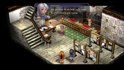 The Legend Of Heroes: Trails in the Sky to be released on PC next week