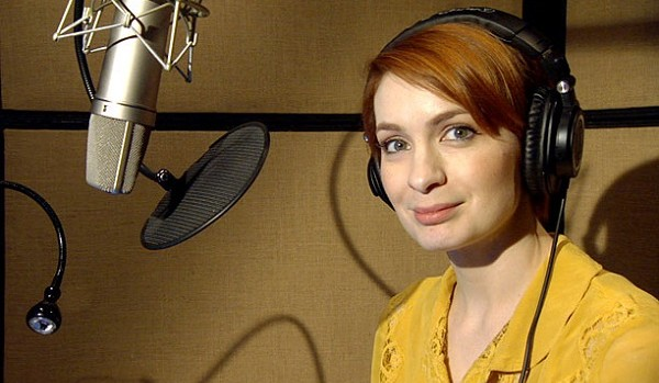 "Audible Dungeons & Dragons -- Pictured: Felicia Day reading ""Legends of Drizzt"""