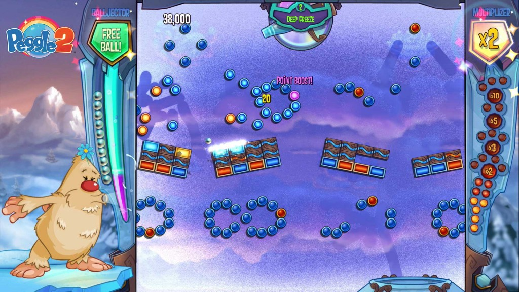 Funimation Games For Ps3 : Peggle announced for playstation release in october
