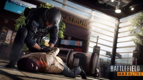 Battlefield: Hardline's single-player shown off in 12 minute trailer