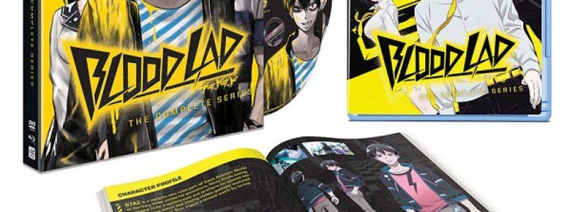 Blood Lad Limited Edition set for September 2nd release