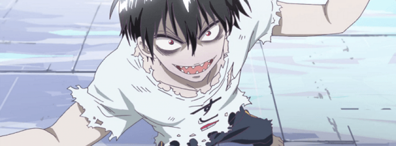 Blood Lad's first English dub clip focuses on Staz