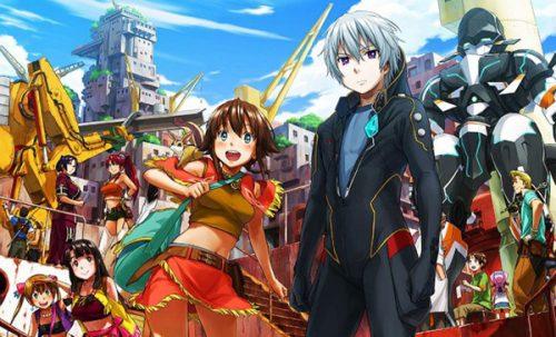 Hanabee Announces Gargantia, Fate/kaleid and more at SMASH!