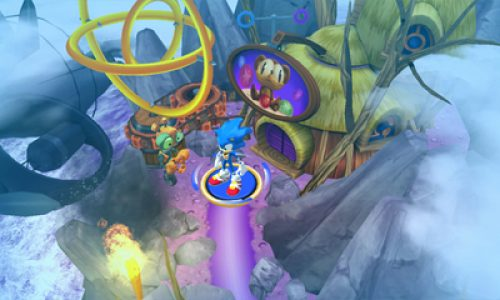 New Sonic Boom: Shattered Crystal Trailer Revealed at PAX