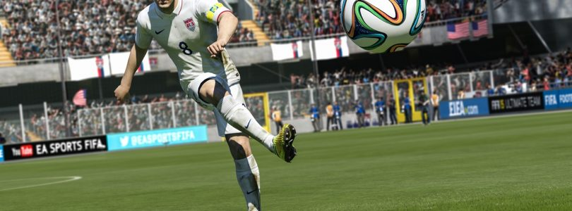 Listen to the FIFA 15 Soundtrack Now