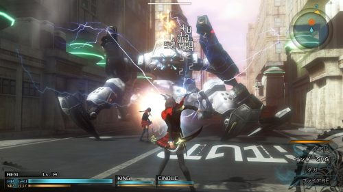 """'Final Fantasy Type-0 HD' """"The World at War"""" Trailer Released"""