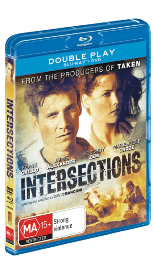 'Intersections' Coming to Home Media on October 15