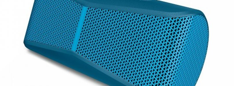 Logitech Introduces the X300 Mobile Wireless Stereo Speaker