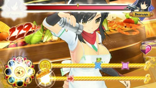 Senran Kagura: Bon Appétit to be given retail release in Japan