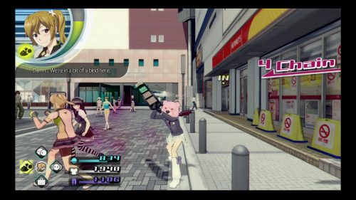 Akiba's Trip: Undead & Undressed PS4 screenshots highlight new features