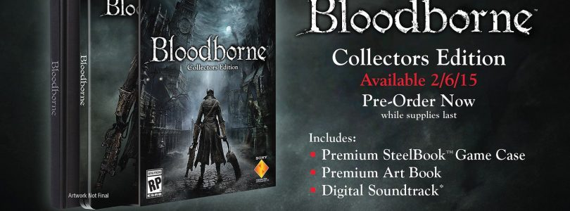 Bloodborne to be released in the West on February 6; new trailer released