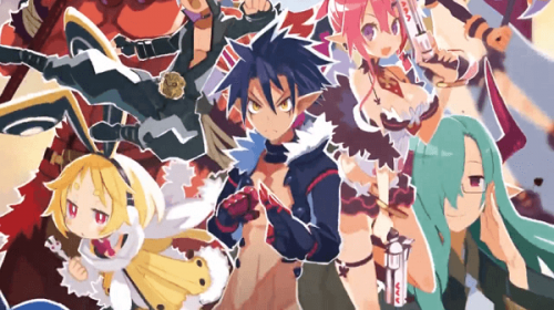 Disgaea 5 Japanese release date announced alongside new trailer