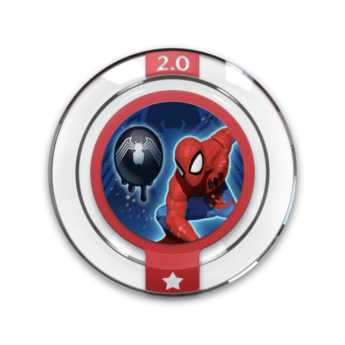 Here are all of the Disney Infinity 2.0 Power Discs!
