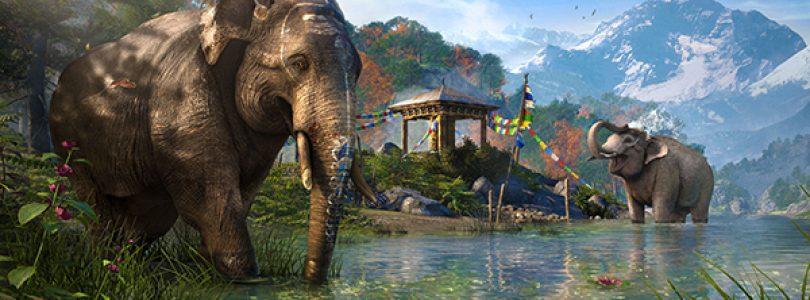 Elephants Stomp Through New Far Cry 4 Trailer