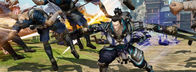 New Samurai Warriors 4 screenshots and gameplay footage released