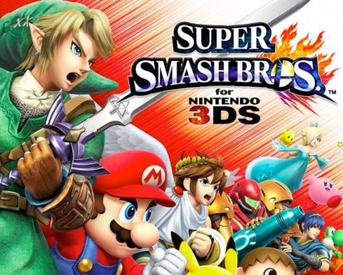 Super Smash Bros. 3DS Treehouse Presentation Scheduled