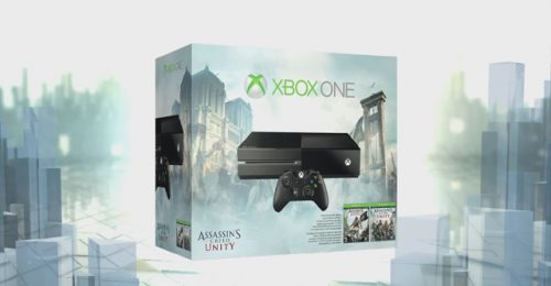 Assassin's Creed Xbox One Bundle Includes Two Titles