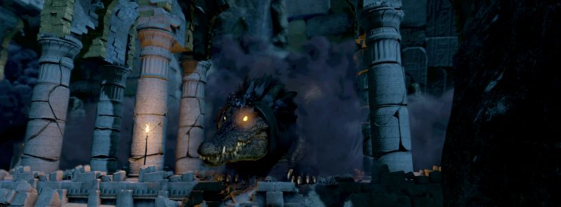 Lara Croft and the Temple of Osiris trailer focuses on four-player co-op