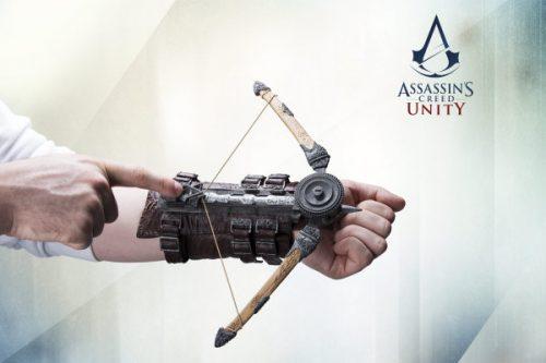 Assassin's Creed Unity Phantom Blade Replica Now Available