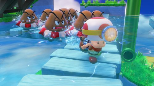 Captain Toad: Treasure Tracker to be released in December